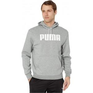 PUMA Rebel Bold Fleece Hoodie Medium Gray Heather