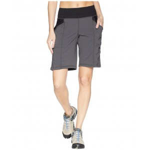 On the Go Shorts Asphalt Grey