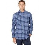 Polo Ralph Lauren Classic Fit Plaid Twill Shirt Officer Blue/Navy