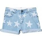 Stars Denim Shorts (Toddler/Little Kids/Big Kids)