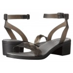 Isabella Block Heel Black/Graphite
