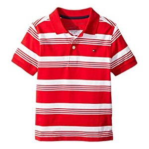 Gordon Polo (Toddler/Little Kids) Regal Red