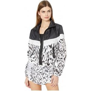 Blanc Noir Windbreaker Jacket Delilah