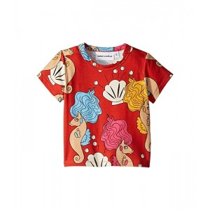 Seahorse Short Sleeve Tee (Infant/Toddler/Little Kids/Big Kids)