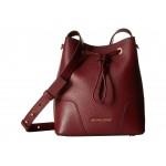 Cary Small Bucket Bag Oxblood