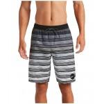 9 6:1 Stripe Breaker Volley Shorts