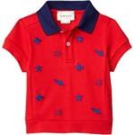 Stretch Cotton Pique Polo (Infant)