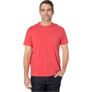 Polo Ralph Lauren Classic Fit Pocket Tee Racing Red