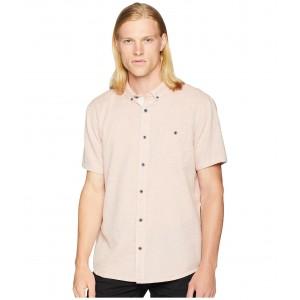 Waterfall Short Sleeve Shirt Aragon