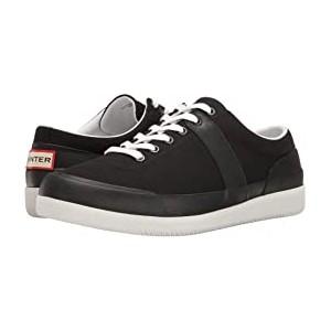 Original Sneaker Lo - Canvas Black/White