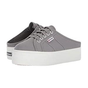 2284 Vcotw Platform Sneaker Mule Grey Sage