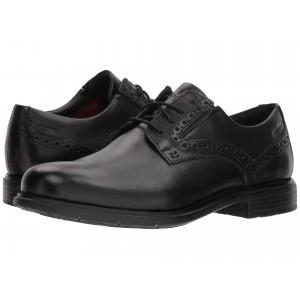 Total Motion Classic Dress Plain Toe Black