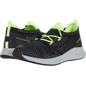 Under Armour UA Charged Breathe SMRZD Black/X-Ray/Pitch Gray