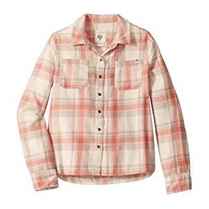 Easy To Love Woven Shirt (Little Kids/Big Kids)