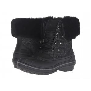 AllCast II Luxe Boot Black Shimmer