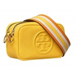 Perry Bombe Pieced Strap Mini Bag