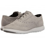 Grand Tour Oxford Ironstone Suede/Optic White