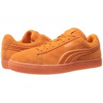Suede Classic Badge Iced Golden Poppy