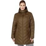 Plus Size Heavenly Long Hooded Jacket