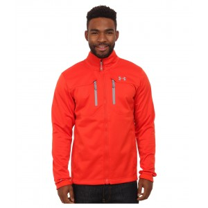 UA Coldgear Infrared Softershell Jacket Fuego