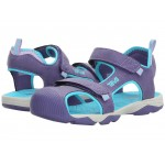 Toachi 4 (Little Kid/Big Kid) Purple/Scuba Blue