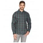 Bodega Lightweight Flannel Long Sleeve Mallard Green