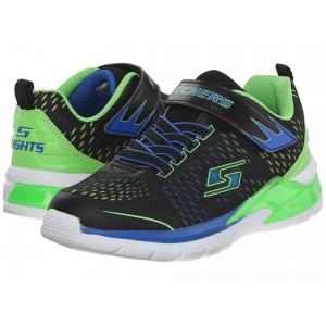 Erupters II - Lava Arc 90551L Lights (Little Kid) Black/Blue/Lime