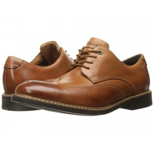 Classic Break Wingtip Cognac Leather