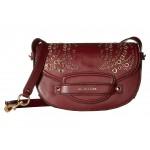 Cary Medium Saddle Bag Oxblood