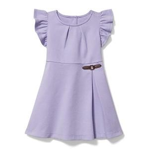 Ponte Dress (Toddler/Little Kids/Big Kids)