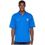 Collegiate Perfect Cast Polo Top Kentucky/Azul