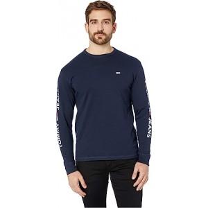 Essential Long Sleeve Logo T-Shirt