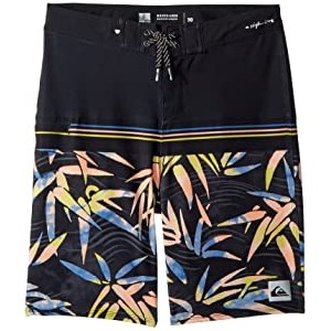 Highline Zen Division 18 Boardshorts (Big Kids) Black