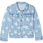 Stars Denim Jacket (Toddler/Little Kids/Big Kids)
