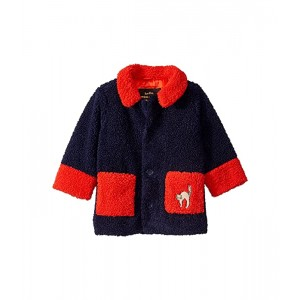Faux Fur Jacket (Little Kids/Big Kids)