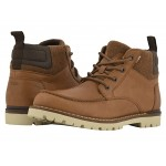 Hawthorne Waterproof Boot Dark Toffee Leather