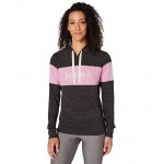 NSW Gym Vintage Hoodie Stripe Black/Heather/Pink Rise/Sail