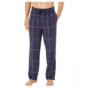 Knit Plaid Pajama Pants