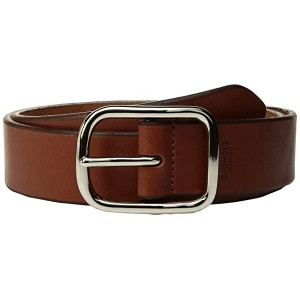 Bridle 1 1/2 Center Bar Beveled Edge Belt