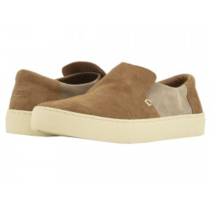 Lomas Toffee/Desert Taupe Suede