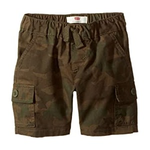 Belcrest Cargo Shorts (Infant) Olive Night/Forest Nigtht Camo