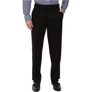 Dockers Signature Stretch Relaxed Flat Front Black
