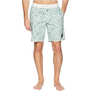 Trinity 19 Boardshorts Patina Green
