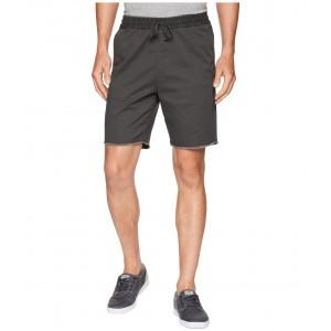 A.T. Dayshift Elastic Shorts II Pirate Black