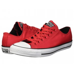 Chuck Taylor All Star Lightweight Nylon - Ox Cherry Red/Black/White