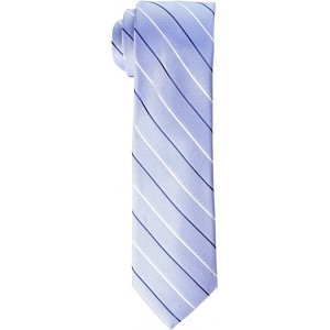 Two-Tone Pin Stripe Light Blue