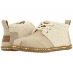 Bota Natural Canvas/Faux Shearling