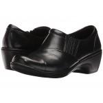 Channing Essa Black Leather