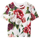 Peonie T-Shirt (Toddler/Little Kids)