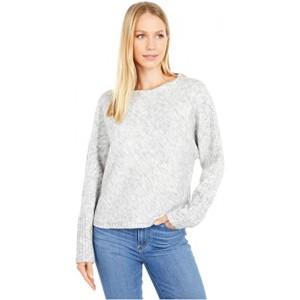 Long Sleeve Sweater Soft Grey